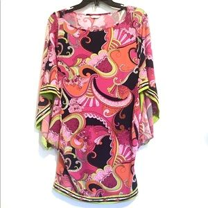 Trina Turk Dress or Cover up